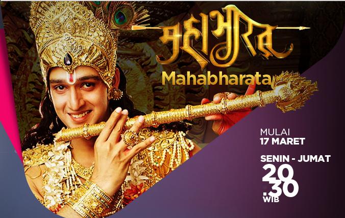 Daftar Lengkap Nama Pemain Mahabharata Antv Oleh Mohamad