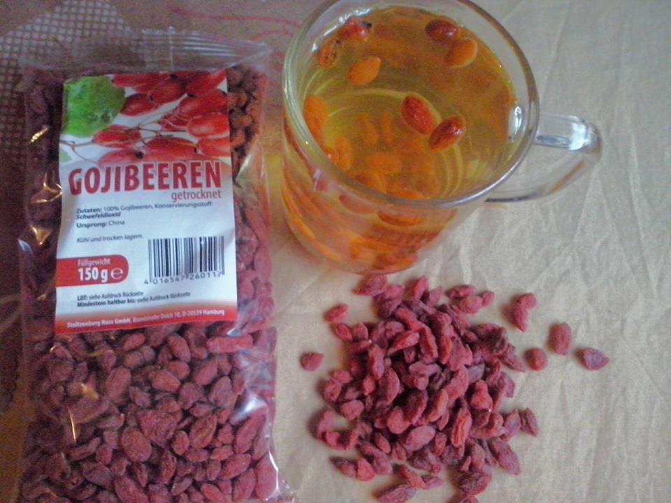 Manfaat Buah Goji Berry