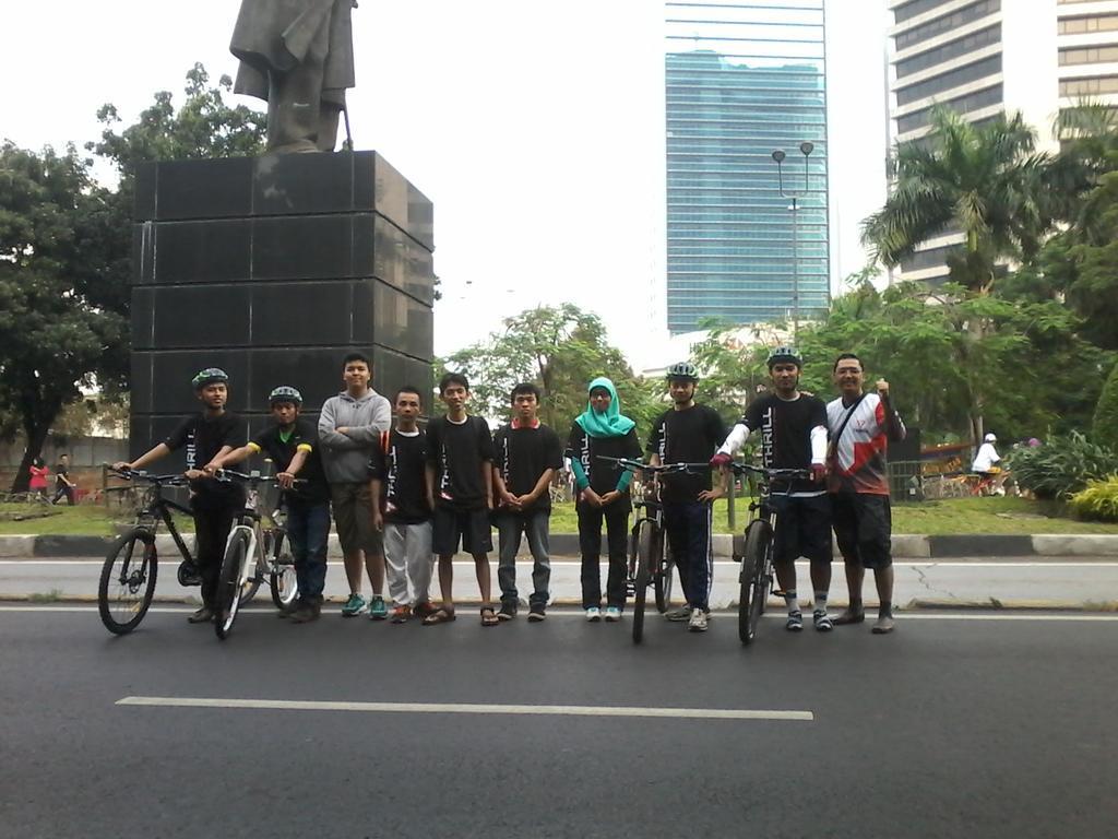 Sepeda Crosscountry Ya Thrill Heeboooh Oleh Murda Sulistya Vanquish Elite