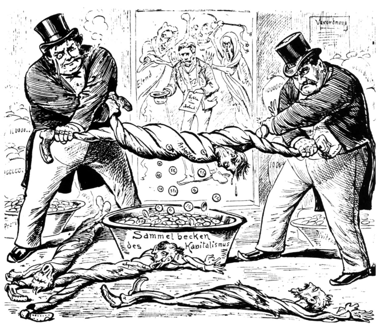 Cara Kapitalisme Menguasai Dunia Oleh Agus Trisa Halaman All