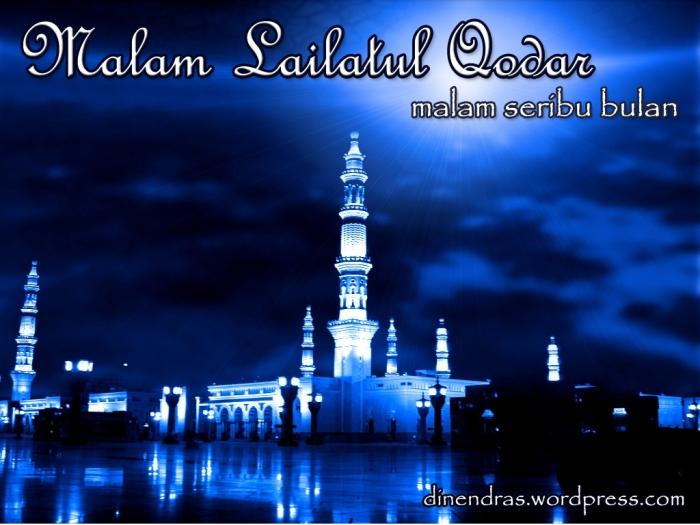 Kemuliaan Malam Lailatul Qadar oleh Charise Ani - Kompasiana.com