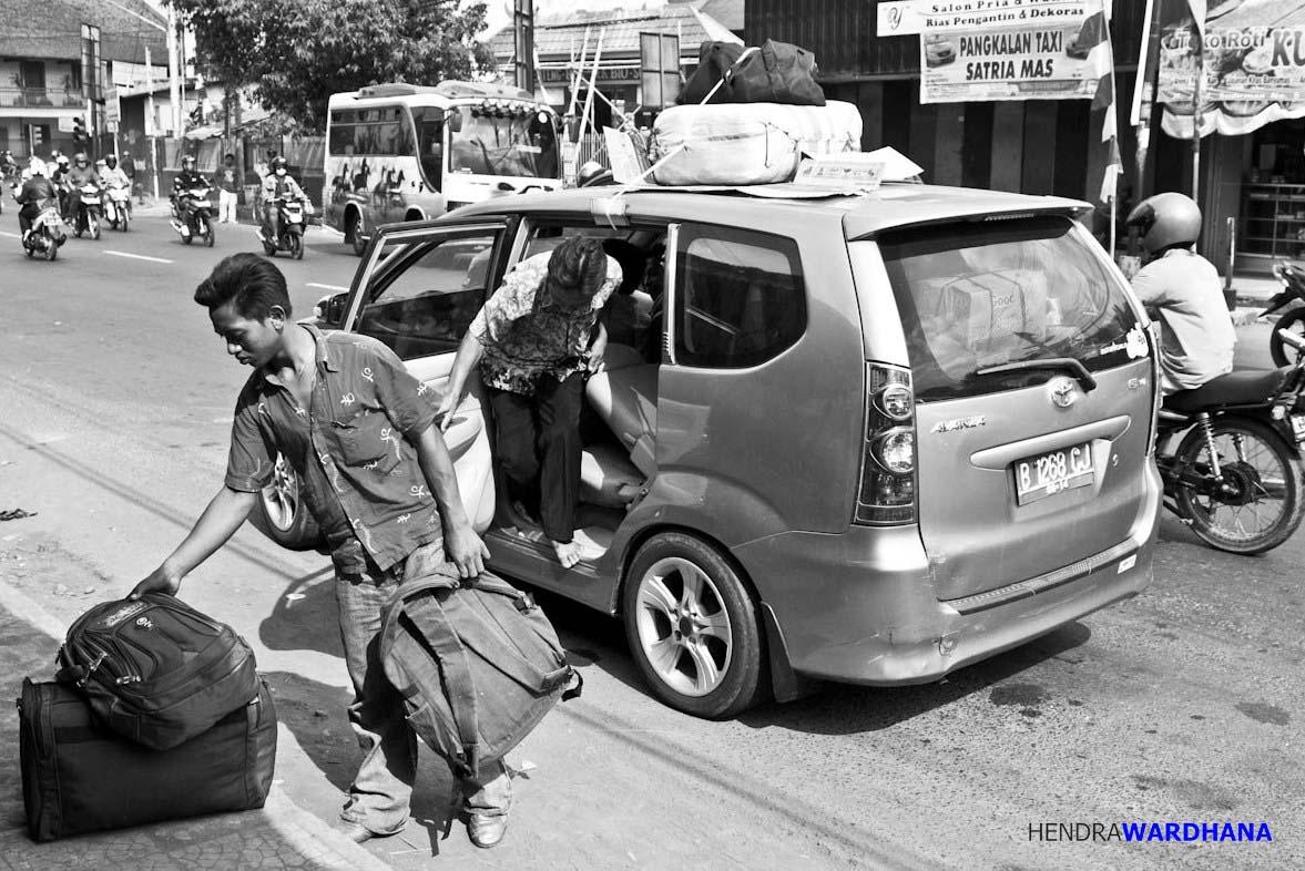 Mudik dalam Jendela Bidik Sebuah Perjalanan untuk dirayakan oleh Hendra Wardhana Kompasiana