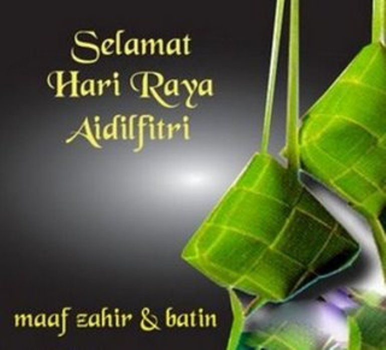 Saya Mohon Maaf Lahir & Batin