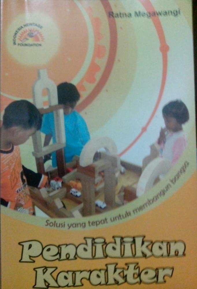 Resume Buku Pendidikan Karakter Oleh Heny Rahmawati Halaman All