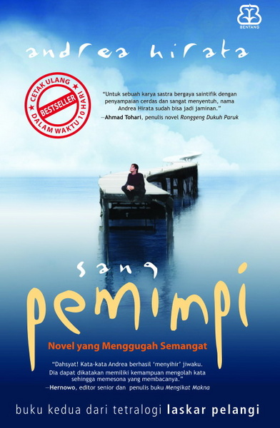 resume novel sang pemimpi