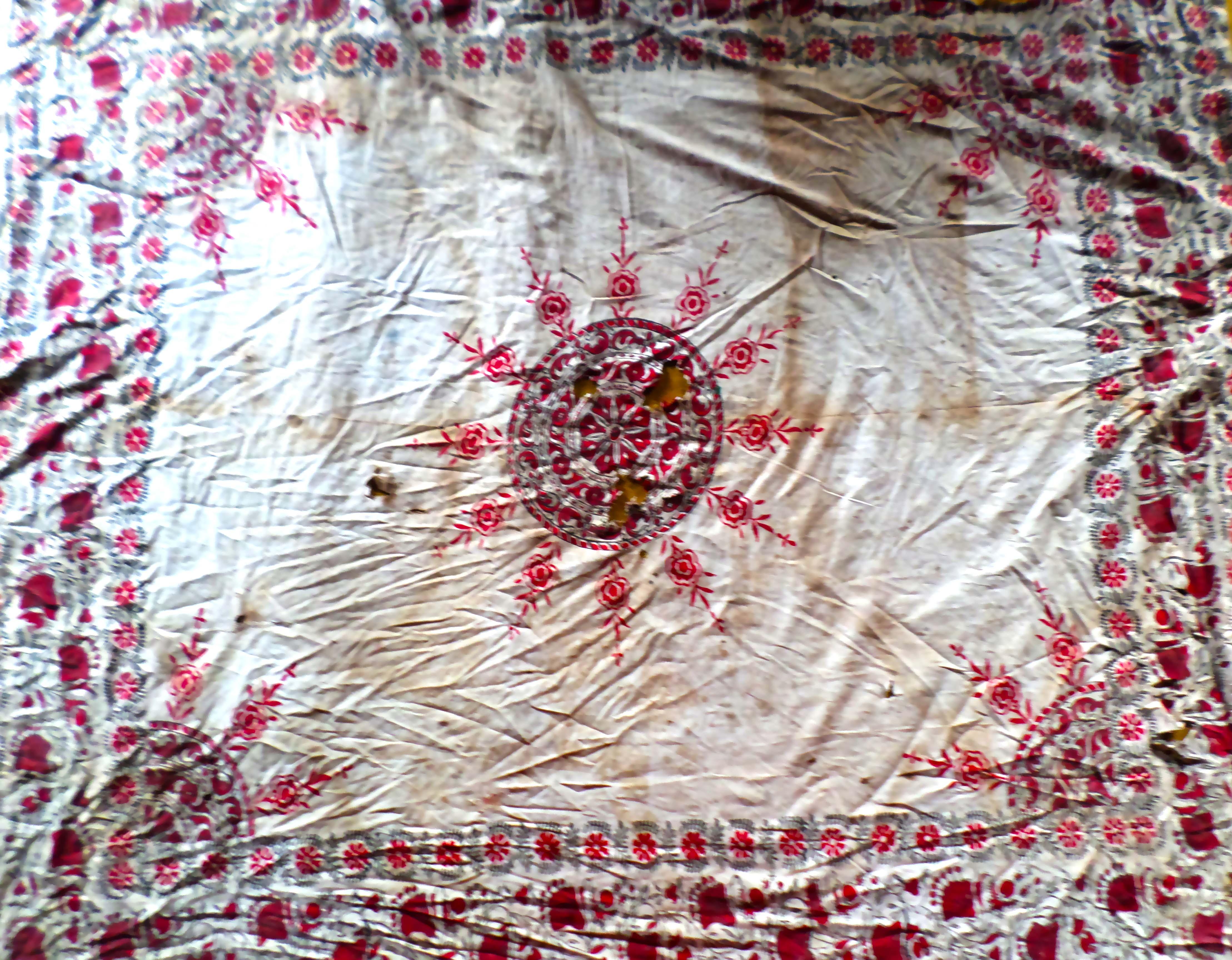 Batik Kuno Dari Bumi Kerinci Oleh H Sunliensyar Selenddang
