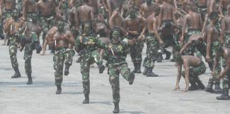 Menyambut Program Wajib Militer Indonesia Negara Sudah Siapkah Halaman All Kompasiana Com