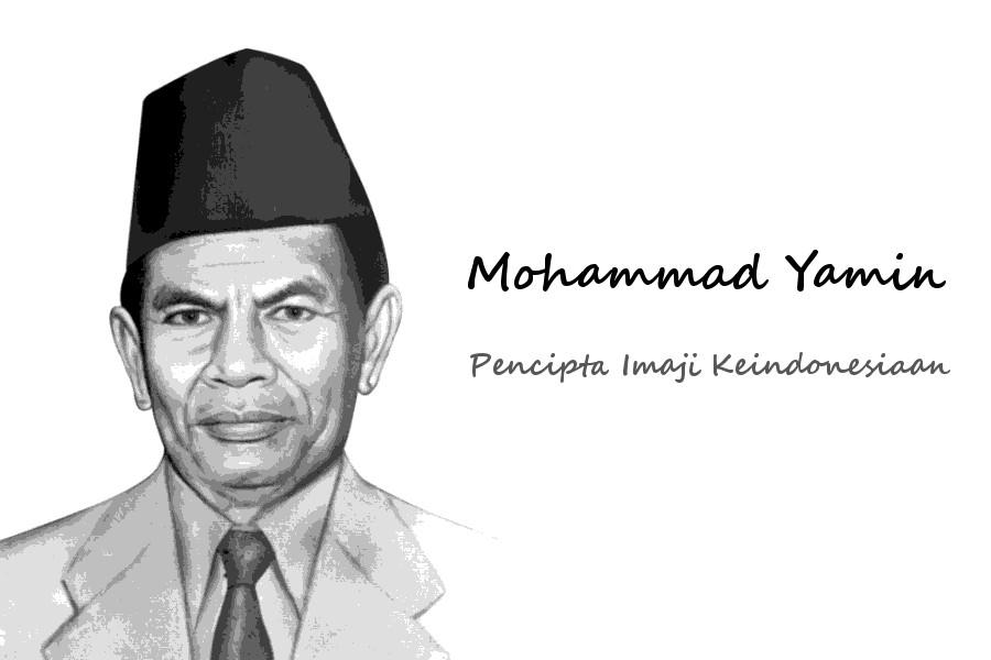 Gambar Mohamad Yamin Kongres Sumpah Pemuda Mohammad Yamin Pemuda Kreatif Pencetus Sumpah Pemuda Halaman All Kompasiana Com