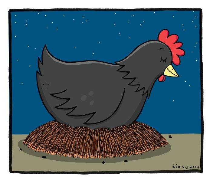 Fabel Ayam Yang Belajar Ikhlas Oleh Ratih Sugianti Halaman All