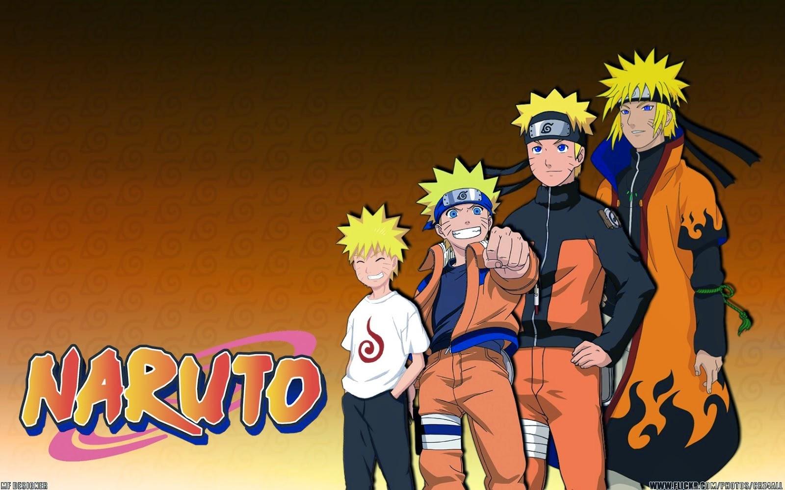 "Alasan ""Naruto"" Menjadi Kartun Favorit Kompasiana"