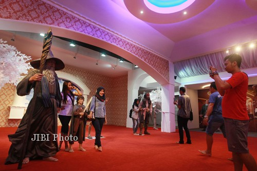 Selfie Park Jogja Anjungan Selfie Pertama Di Tengah Kota Yogyakarta