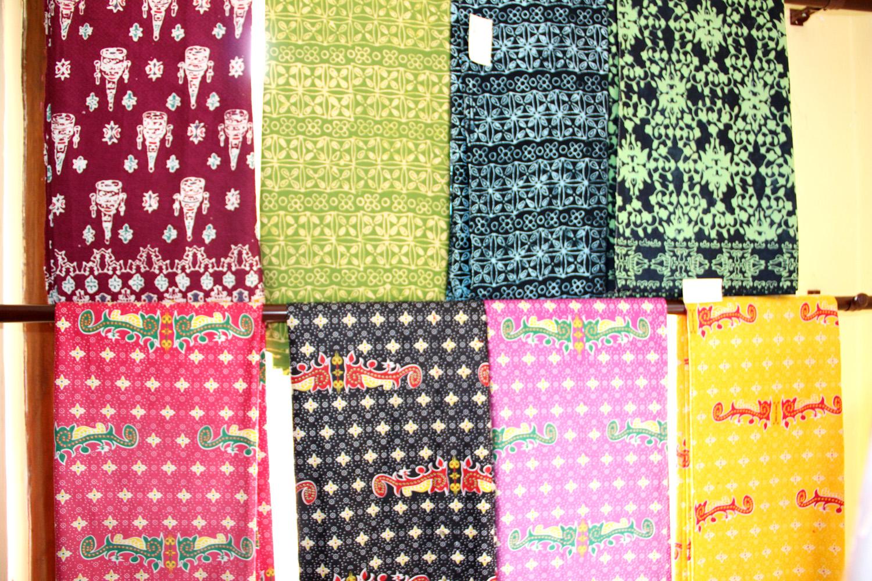 Motif Batik Banten Tak Boleh Makhluk Hidup oleh Gapey Sandy Halaman all -  Kompasiana.com 540f3a3348