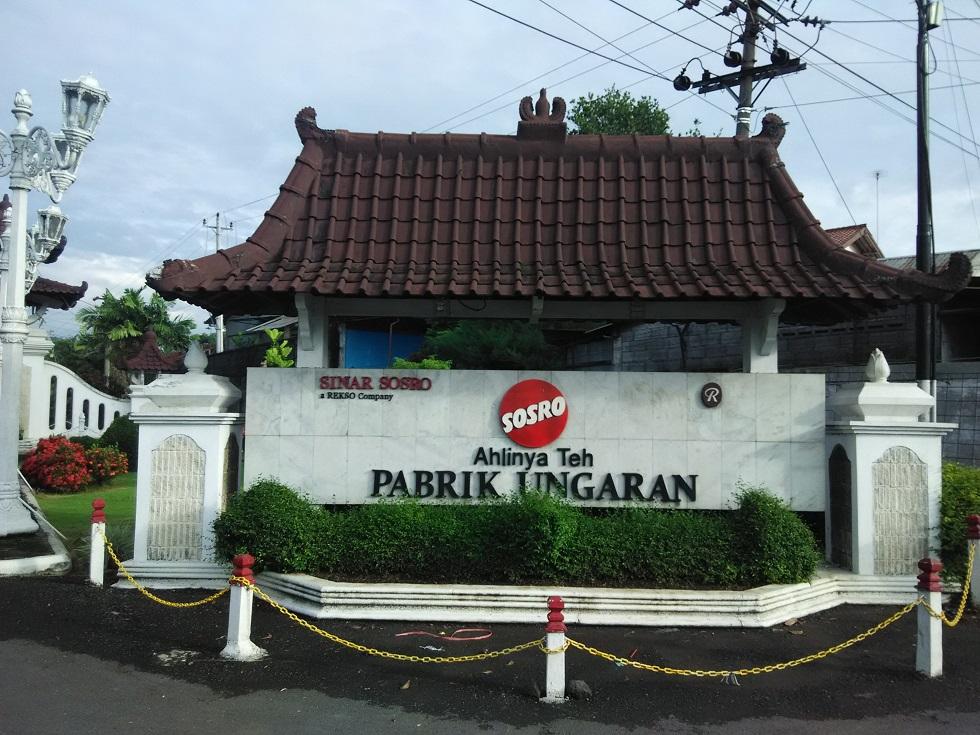 Touring Semarang Karangjati Pabrik Teh Botol Sosro Bersama Sahabat Gowes Stehc Halaman 1 Kompasiana Com