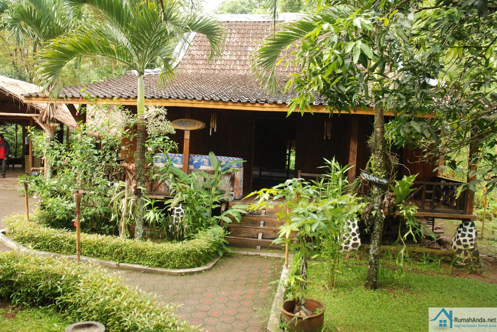 Desain Taman Rumah Kampung | Destaman
