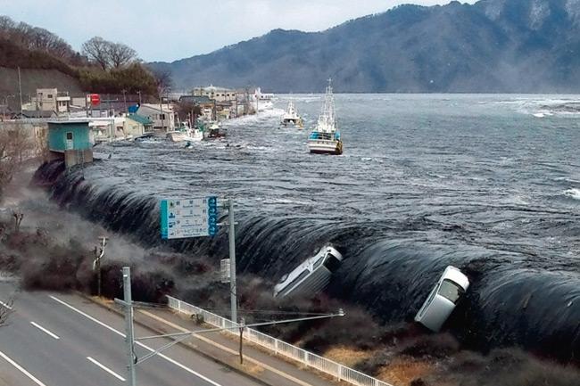 Sepenggal Catatan Tentang Gempa Dan Tsunami Jepang 2011 Halaman All Kompasiana Com