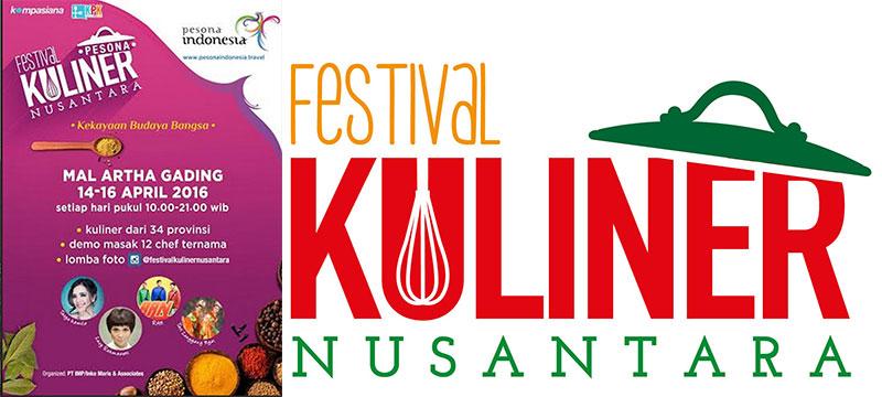 Kpkgerebek 22 Festival Kuliner Nusantara Mag 2016