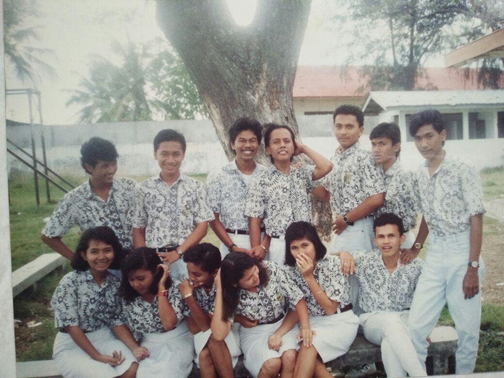 Nostalgia Sma Di Banda Aceh Bag 4 Halaman 1 Kompasiana Com