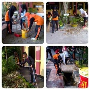 Menjaga Kebersihan Lingkungan Sekolah Kompasiana Com