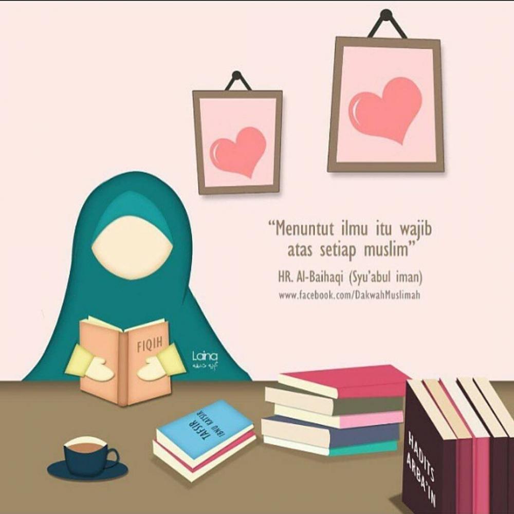 Tips Menambah Ilmu Untuk Muslimah Yang Sibuk Oleh Arning