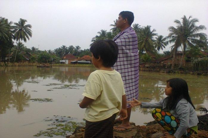 Legenda Ular Raksasa Gludai Di Danau Kibekan Oleh Fikrijamil Halaman