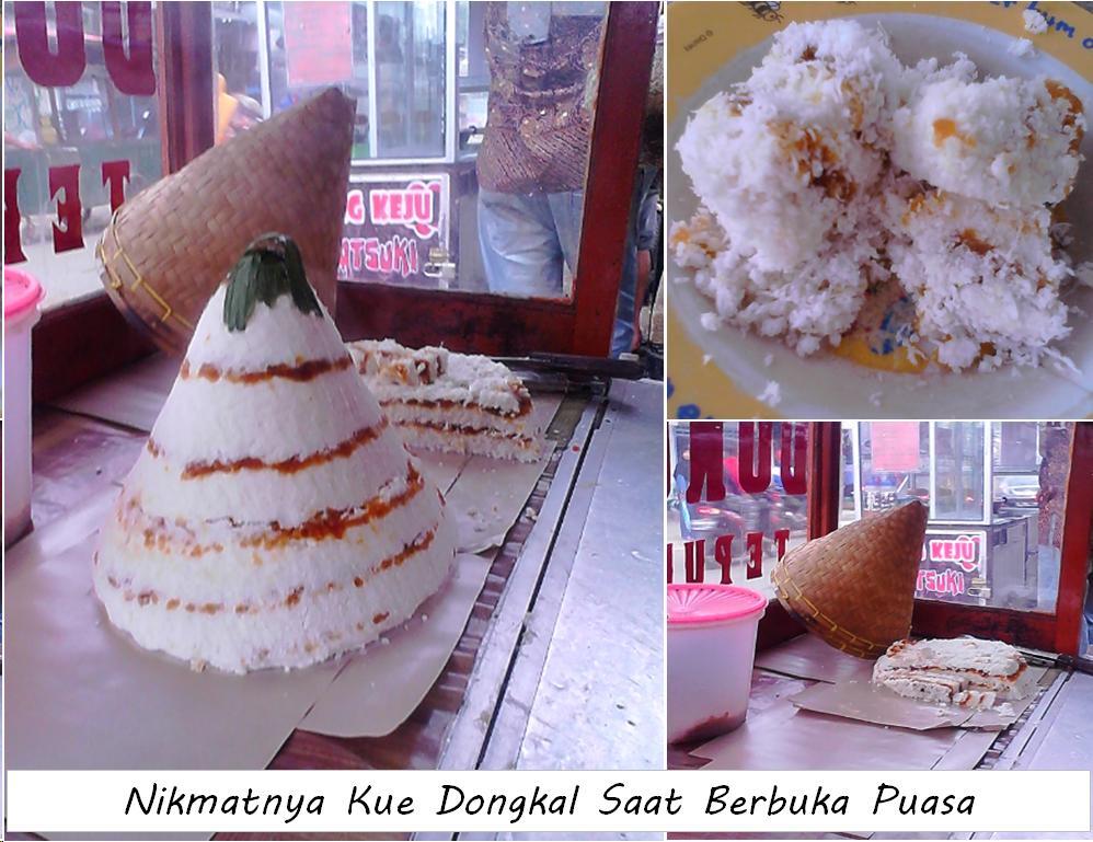 Nikmatnya Berbuka Puasa Dengan Kue Dongkal Oleh Achmad Suwefi