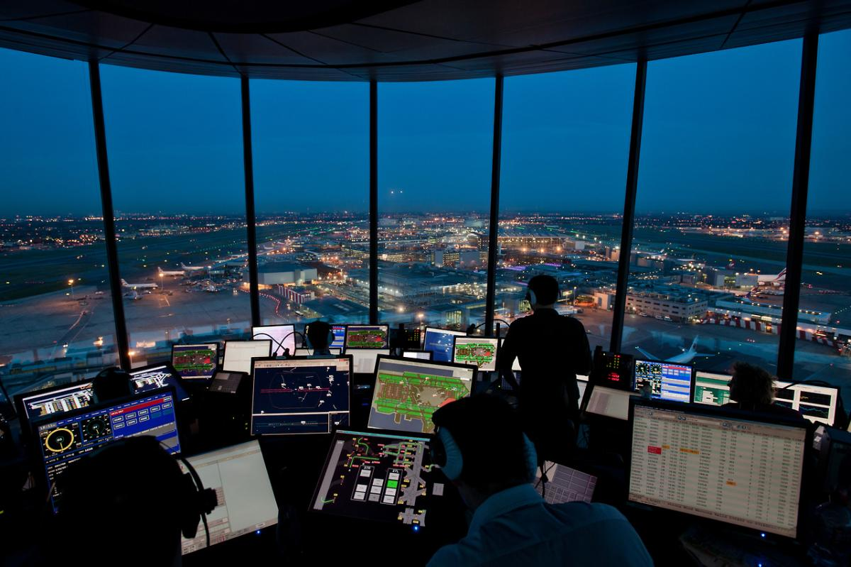 amarillo air traffic control - HD 1200×799