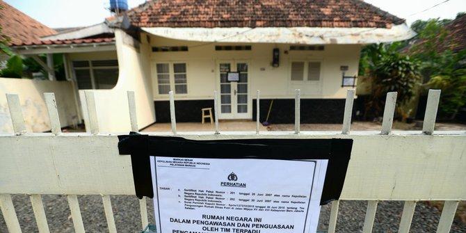 Contoh Surat Izin Penghunian Rumah Dinas