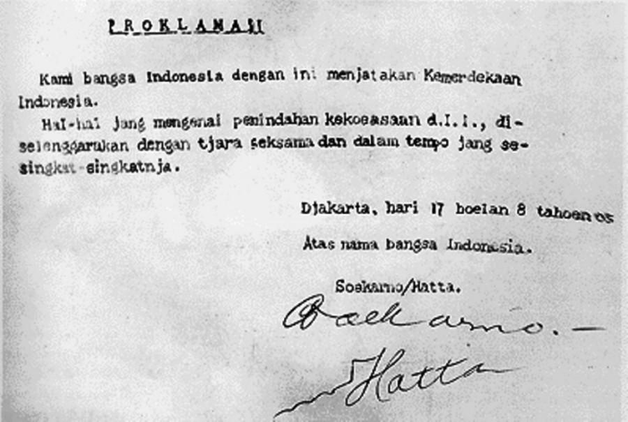 Mengungkap 9 Kisah Unik Seputar Peristiwa Proklamasi oleh Abdul Haris -  Kompasiana.com 66519f96e6