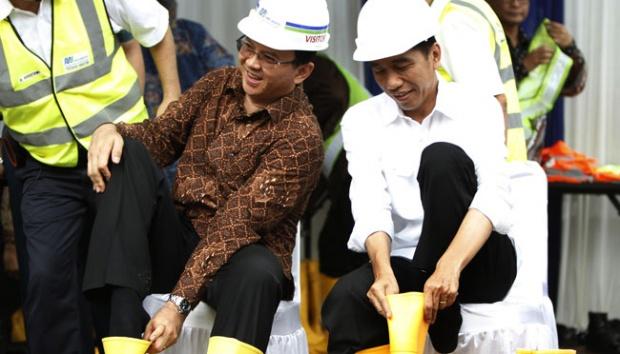 Image result for jokowi ahok