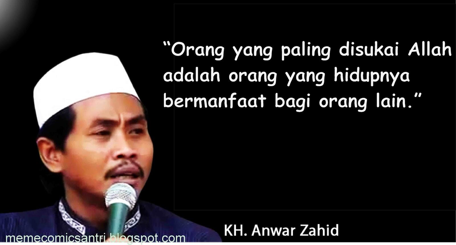 Kata Kata Cinta Anwar Zahid
