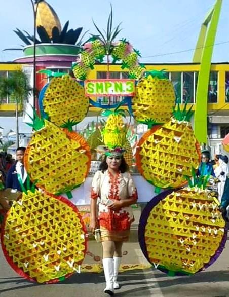 Prabumulih Fashion Carnaval Pfc Oleh Fikrijamil Halaman All