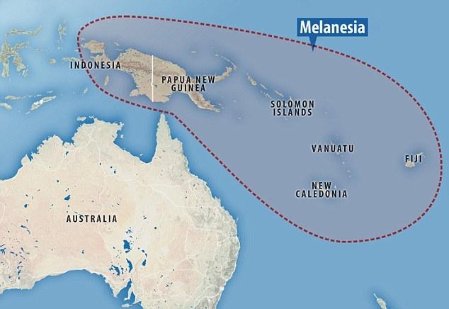 Jejak Dna Manusia Purba Pada Orang Papua Dan Maluku Halaman All Kompasiana Com