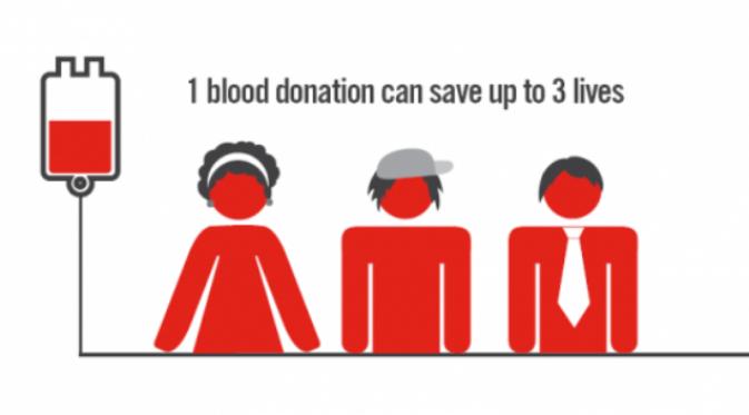 Menuai Faedah Dari Donor Darah Oleh Adica Wirawan Halaman All