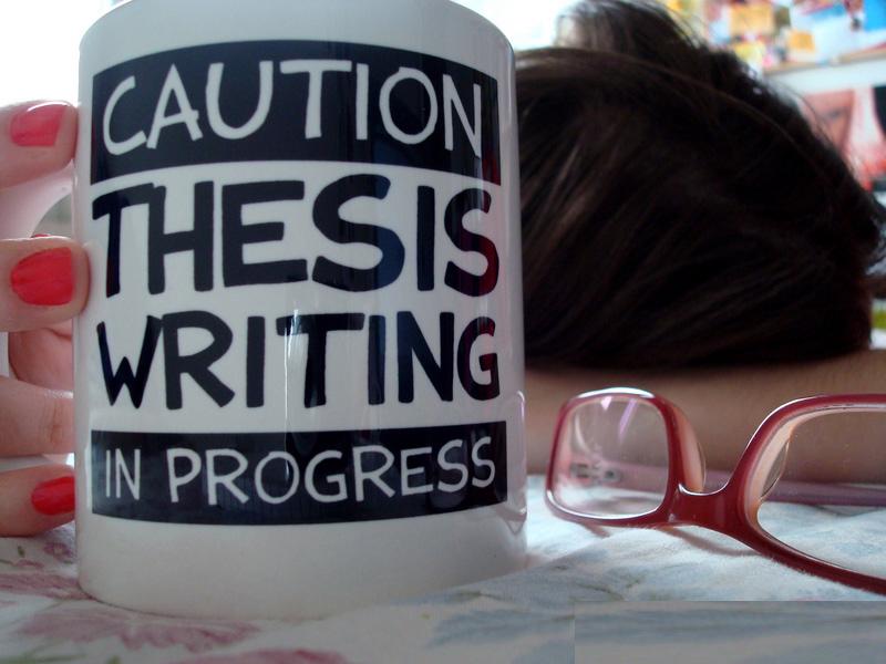 motivation thesis finishing
