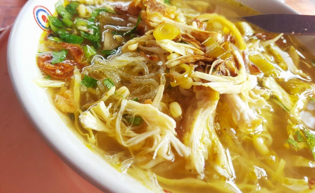 Ada Campur Tangan Tiongkok Di Makanan Nasional Indonesia Ini