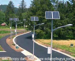 Dilema Pju Solar Cell Antara