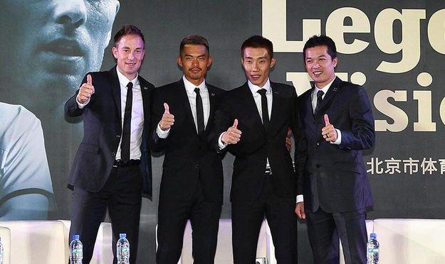 Berapa Lama Menanti Chong Wei Peter Gade Lin Dan Dan Taufik