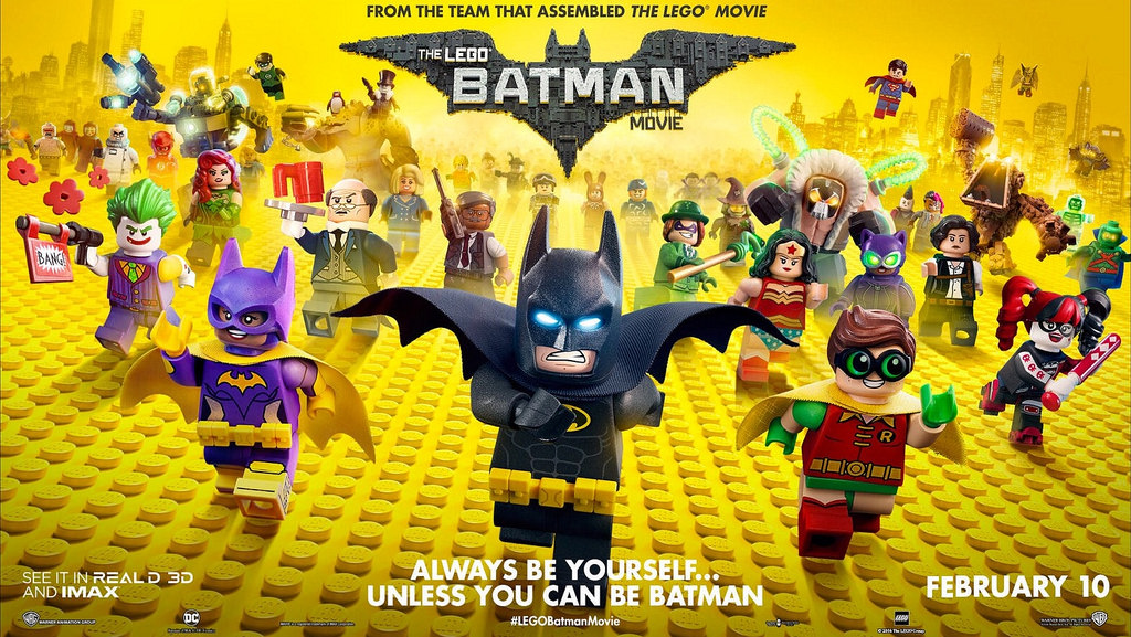 Review The Lego Batman Movie Halaman 1 - Kompasiana.com