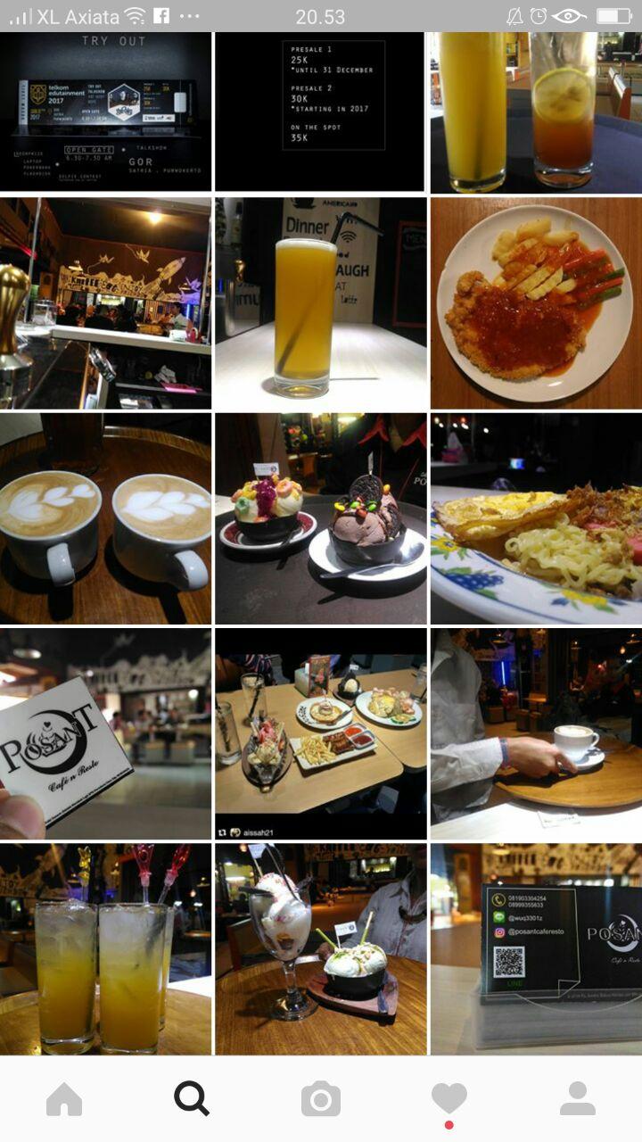 Random cafe cafe di purwokerto oleh umi salamah halaman all kompasiana com