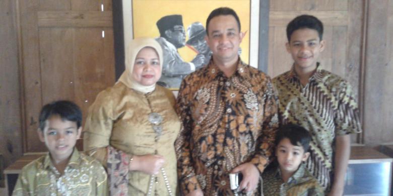 'Istri Simpanan', Ujian bagi Anies Baswedan oleh Adjat R ...