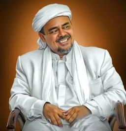 Kharomah Rizieq Shihab Yang Tersembunyi Halaman All Kompasiana Com