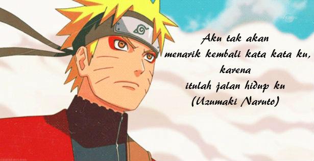 Dampak Positif Anime Naruto Kompasiana Com