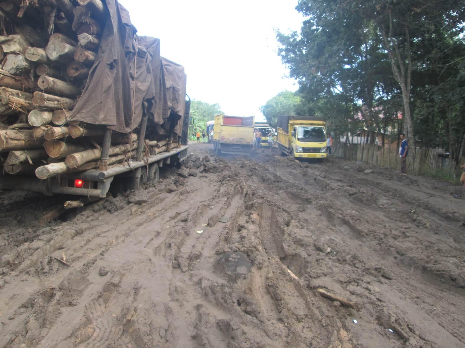 1001 Masalah Angkutan Berat Batubara Di Sumsel Tanggung Jawab