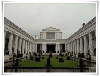 Museum Nasional Dikenal Sebagai Gedung Jodoh Gedung Arca Dan Gedung Gajah Halaman 1 Kompasiana Com