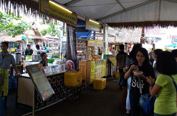 Memanjakan Lidah Di Food Festival La Piazza Kelapa Gading Halaman All Kompasiana Com
