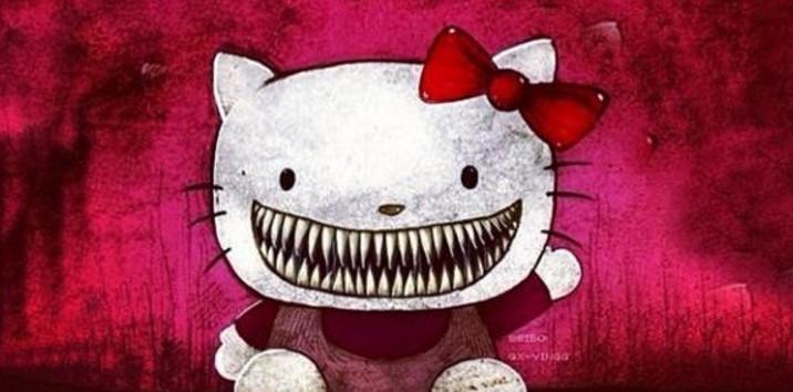 Di Balik Lucunya Hello Kitty Ternyata Menyimpan Kisah Mistis Oleh