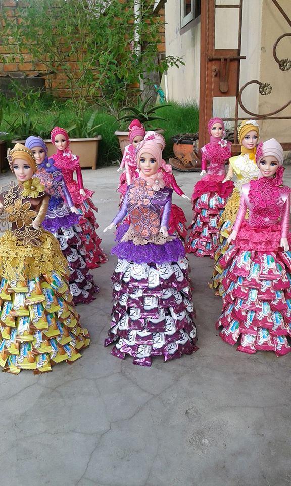 Ramadan   Peluang Bisnis Barbie Candy Muslimah oleh Wenny Ira R ... 11dc367f5a