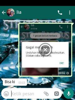 Tips Untuk Whatsapp Yang Tidak Bisa Mengirim File Media Gambar Dll Kompasiana Com