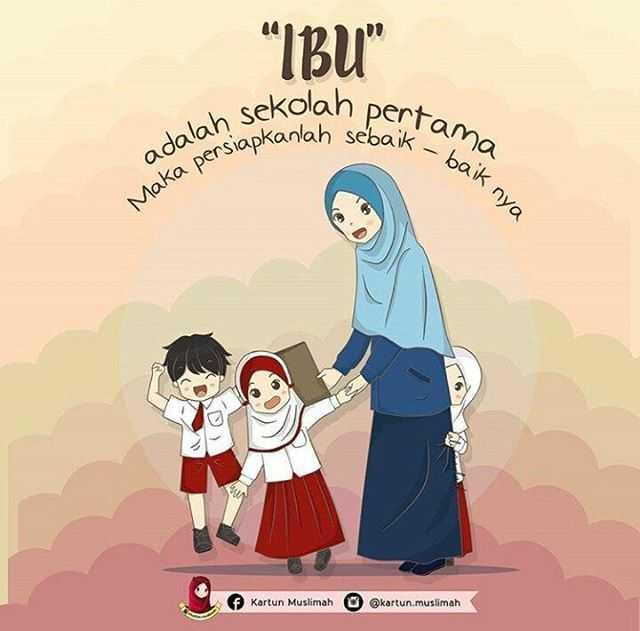 Sudahkah Jadi Ibu Ideal Halaman All Kompasiana Com