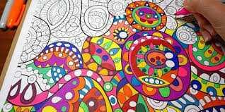 Ayo Manfaatkan Kegiatan Kreasi Seni Mewarnai Sebagai Mind Purifier